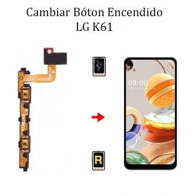Cambiar Botón De Encendido LG K61