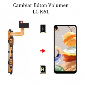 Cambiar Botón De Volumen LG K61