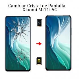 Cambiar Cristal De Pantalla Xiaomi Mi 11i 5G