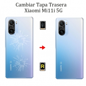 Cambiar Tapa Trasera Xiaomi Mi 11i 5G