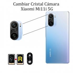 Cambiar Cristal Cámara Trasera Xiaomi Mi 11i 5G