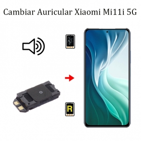 Cambiar Auricular De Llamada Xiaomi Mi 11i 5G