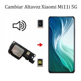 Cambiar Altavoz De Música Xiaomi Mi 11i 5G