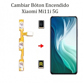 Cambiar Botón De Encendido Xiaomi Mi 11i 5G