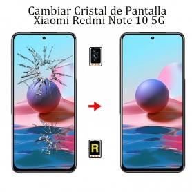 Cambiar Cristal De Pantalla Xiaomi Redmi Note 10 5G