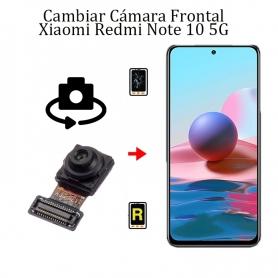 Cambiar Cámara Frontal Xiaomi Redmi Note 10 5G