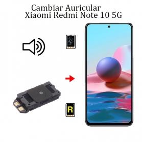 Cambiar Auricular De Llamada Xiaomi Redmi Note 10 5G