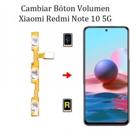 Cambiar Botón De Volumen Xiaomi Redmi Note 10 5G