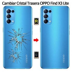 Cambiar Tapa Trasera Oppo Find X3 Lite