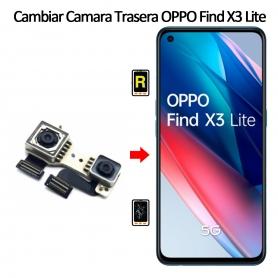 Cambiar Cámara Trasera Oppo Find X3 Lite