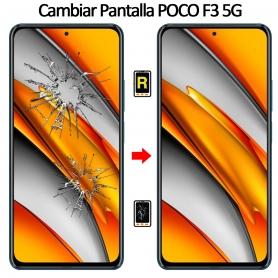 Cambiar Pantalla Xiaomi Poco F3 5G