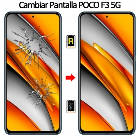 Cambiar Cristal De Pantalla Xiaomi Poco F3 5G