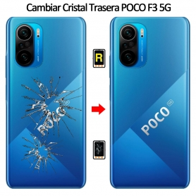 Cambiar Tapa Trasera Xiaomi Poco F3 5G