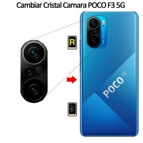 Cambiar Cristal Cámara Trasera Xiaomi Poco F3 5G