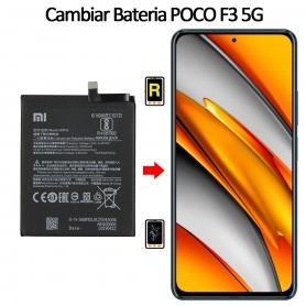 Cambiar Batería Xiaomi Poco F3 5G