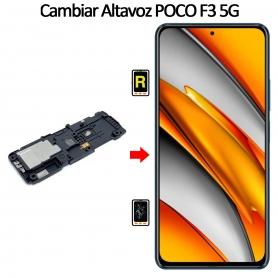 Cambiar Altavoz De Música Xiaomi Poco F3 5G
