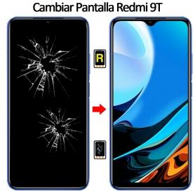 Cambiar Cristal De Pantalla Xiaomi Redmi 9T