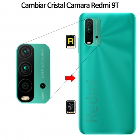 Cambiar Cristal Cámara Trasera Xiaomi Redmi 9T
