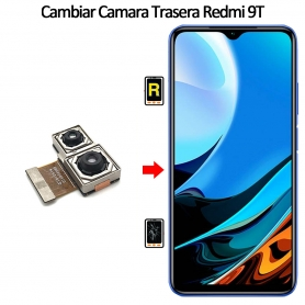 Cambiar Cámara Trasera Xiaomi Redmi 9T
