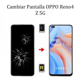 Cambiar Pantalla Oppo Reno 4Z 5G