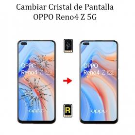 Cambiar Cristal De Pantalla Oppo Reno 4Z 5G