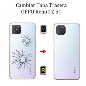 Cambiar Tapa Trasera Oppo Reno 4Z 5G