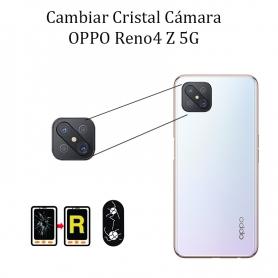 Cambiar Cristal Cámara Trasera Oppo Reno 4Z 5G
