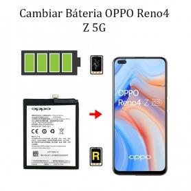 Cambiar Batería Oppo Reno 4Z 5G