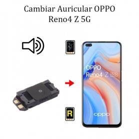 Cambiar Auricular De Llamada Oppo Reno 4Z 5G