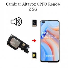 Cambiar Altavoz De Música Oppo Reno 4Z 5G