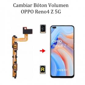 Cambiar Botón De Volumen Oppo Reno 4Z 5G