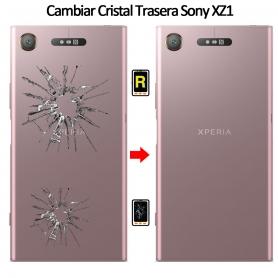 Cambiar Tapa Trasera Sony Xperia XZ1