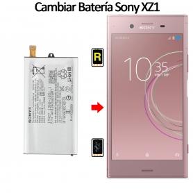 Cambiar Batería Sony Xperia XZ1