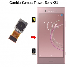 Cambiar Cámara Trasera Sony Xperia XZ1