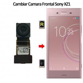 Cambiar Cámara Frontal Sony Xperia XZ1