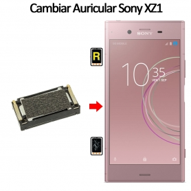 Cambiar Auricular De Llamada Sony Xperia XZ1