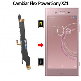 Cambiar Botón De Volumen Sony Xperia XZ1