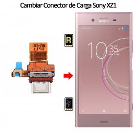 Cambiar Conector De Carga Sony Xperia XZ1