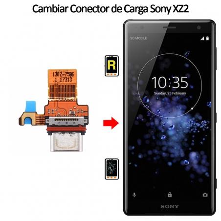 Cambiar Conector De Carga Sony Xperia XZ2