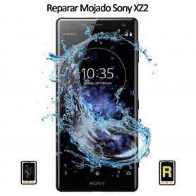 Reparar Mojado Sony Xperia XZ2