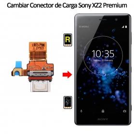 Cambiar Conector De Carga Sony Xperia XZ2 Premium