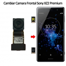 Cambiar Cámara Frontal Sony Xperia XZ2 Premium