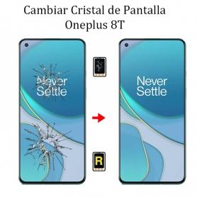 Cambiar Cristal De Pantalla Oneplus 8T