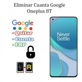 Eliminar Contraseña y Cuenta Google Oneplus 8T