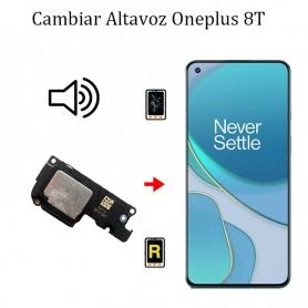 Cambiar Altavoz De Música Oneplus 8T