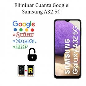 Eliminar Contraseña y Cuenta FRP Samsung Galaxy A32 5G