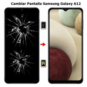 Cambiar Pantalla Samsung Galaxy A12