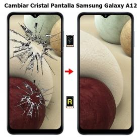 Cambiar Cristal De Pantalla Samsung Galaxy A12