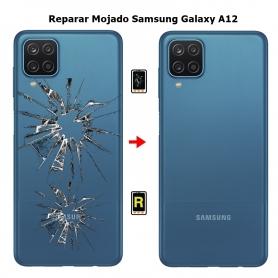 Cambiar Tapa Trasera Samsung Galaxy A12