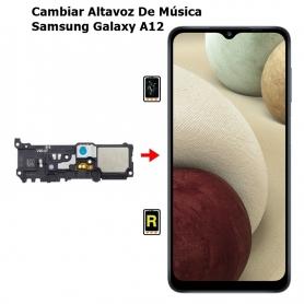 Cambiar Altavoz De Música Samsung Galaxy A12